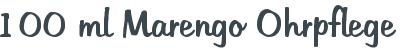 100 ml Marengo Ohrpflege