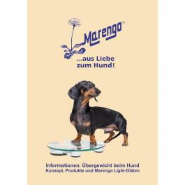 Broschüre: Übergewicht beim Hund